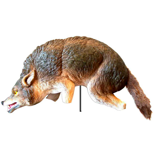 COYOTE DECOY 3D-Coyote Tri-Dimensional; marca: Bird-X; modelo: Coyote 3-D. Cat.
